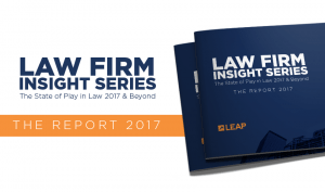 Law Firm Insight Series: The Report 2017 [e-book]