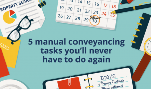 5 manual conveyancing tasks you'll never have to do again