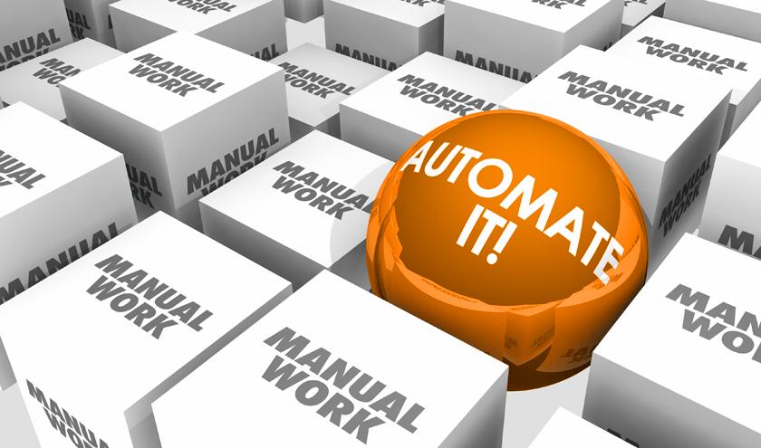 LEAP removes manual tasks