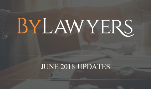 By Lawyers Updates – June 2018