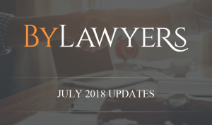 By Lawyers Updates – July 2018
